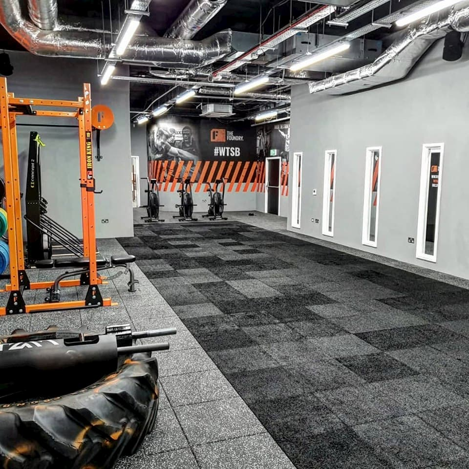 lifting area