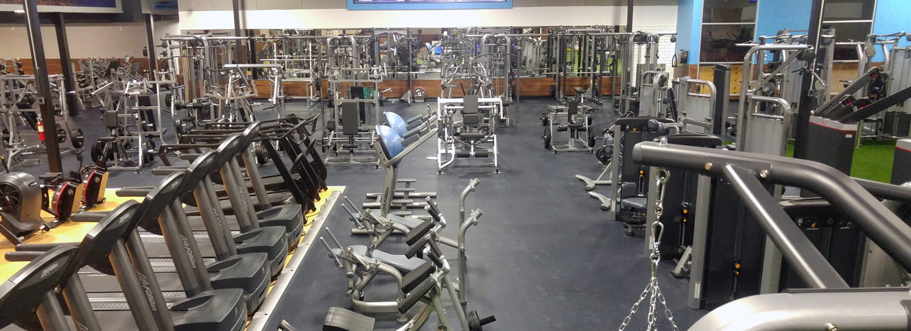 Featured gym: EoS Fitness Sahara  facilties