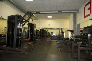 big training hall