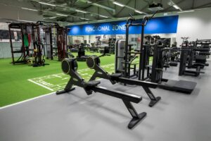 rowing training hall
