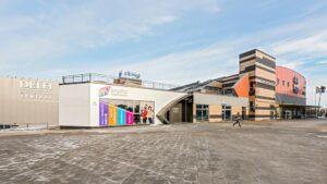 Delfi Sports centre