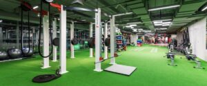 green fitness zone