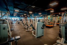 training area